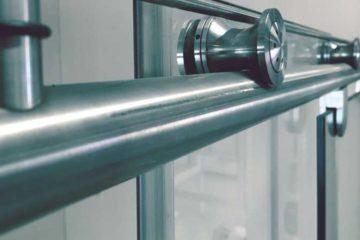 Glas-Duschabtrennungen